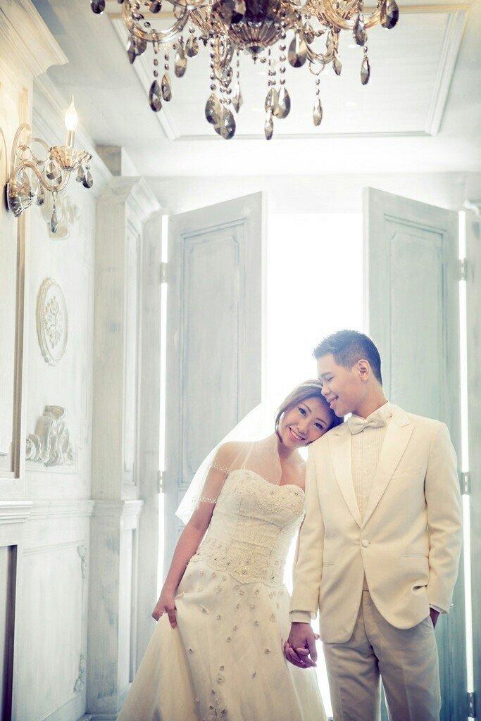 法緹婚禮,結婚禮服,拍婚紗,台北婚紗
