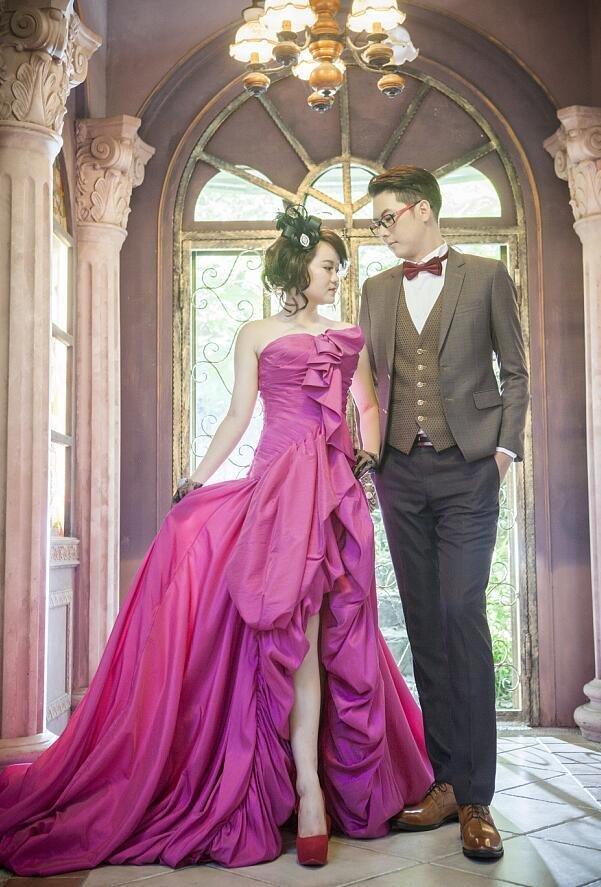 法緹婚禮,婚紗攝影,結婚禮服,拍婚紗