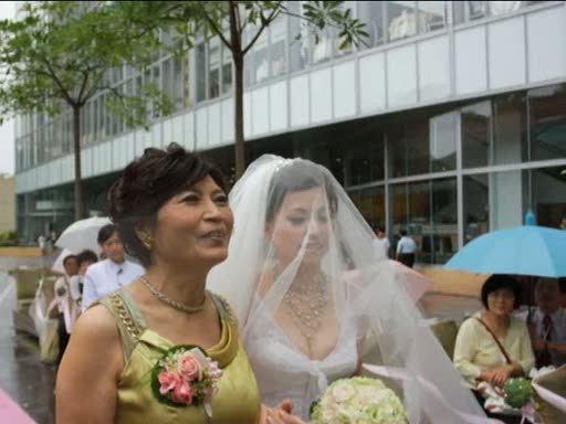 徐州路2号庭園會館戶外婚禮即景
