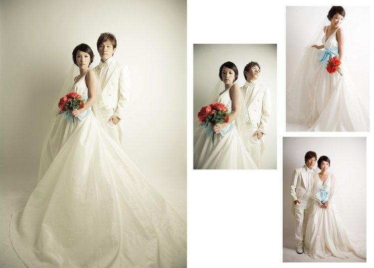 照艺术写真相册模版设计图__婚纱摄影模板_摄影模图片