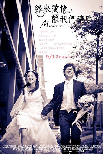 [小王子与玫瑰婚礼]爱情电影海报