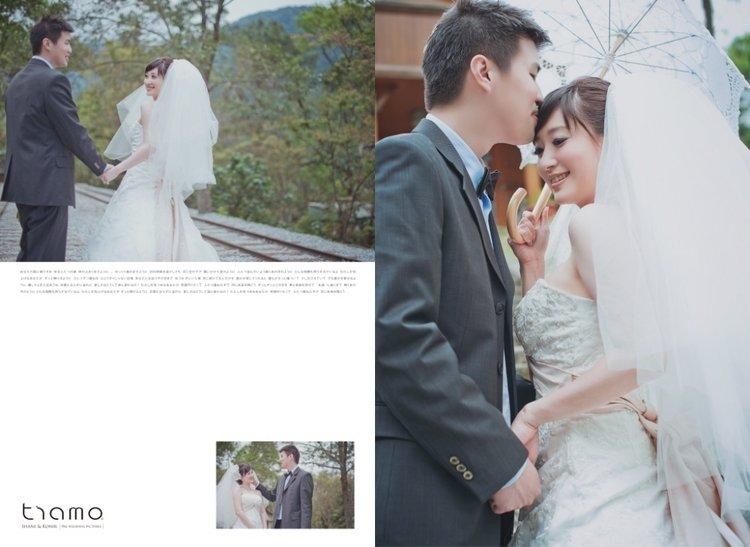 婚纱照片排版模版 婚纱相册排版设计欣赏 婚纱排版-相册排版设计 相册