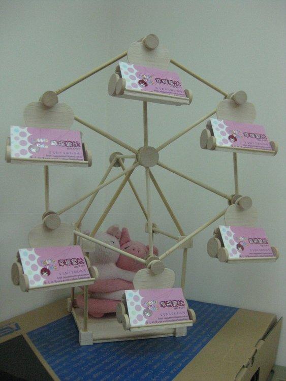 幼儿园手工制作大全 筷子
