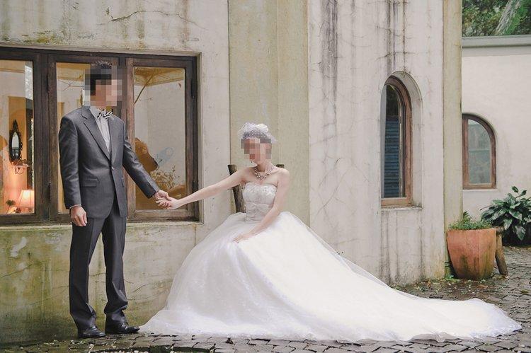 二手婚纱礼服