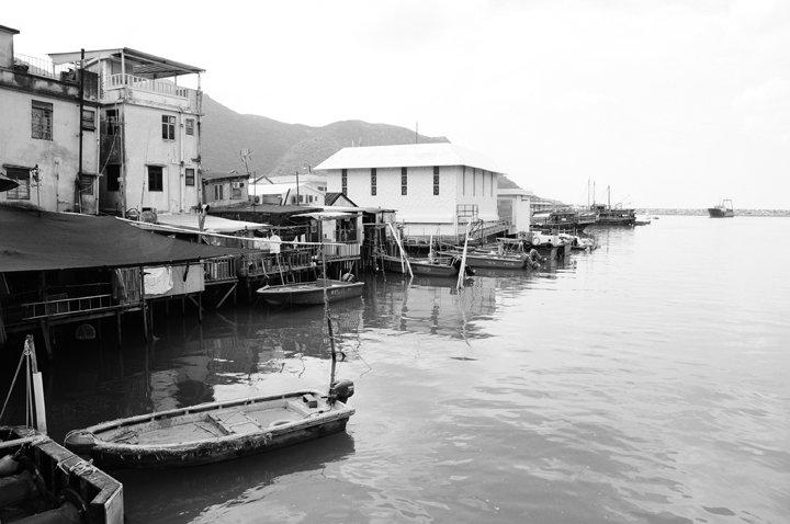 【閒妻香港遊】- 第三天 -大嶼山-大澳漁村、驚嚇昂坪纜車