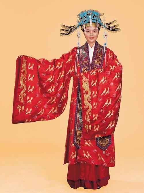 非常婚礼veryWed.com -分享中国历代古装结婚服饰配件 图图片