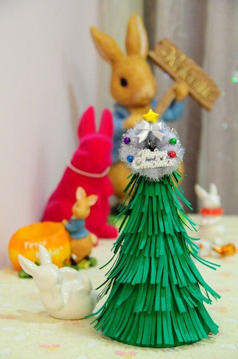 【閒妻生活大小事】今年我也有一顆聖誕樹了