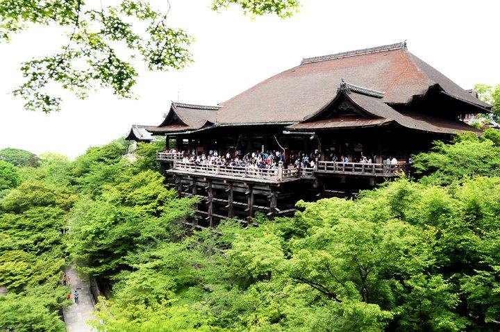 【閒妻呷片行】- 第三天 清水寺舞台、平安神宮、花見小路
