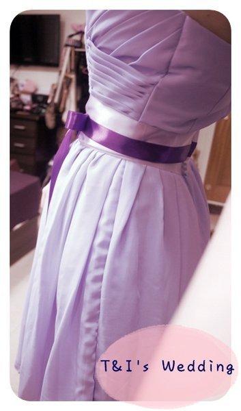 ... 淡紫色伴娘服_李小璐伴娘服,李小璐紫色伴娘服图片