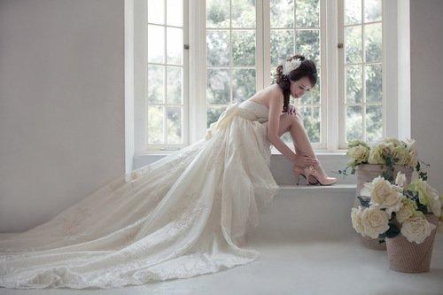 阿玛~*自然俏皮意境的婚纱照(图多)