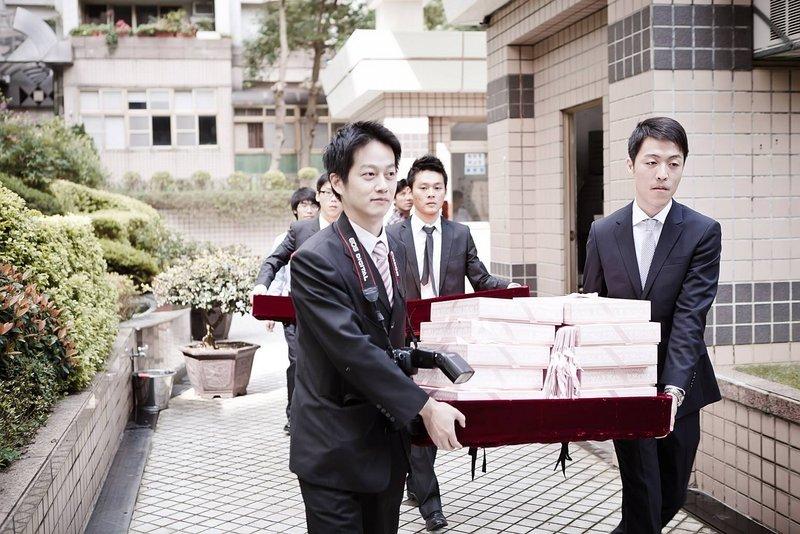 = JS Wedding =悠閒的-訂結同日行程分享