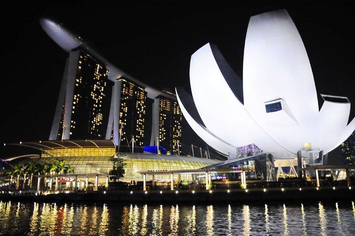 【姊妹們新加坡的聚會】- 第一天-繽紛小印度區及魔幻克拉碼頭