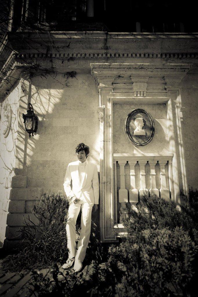表.实现梦想的婚纱照PART1 华丽宫廷风之白纱马甲 图文多
