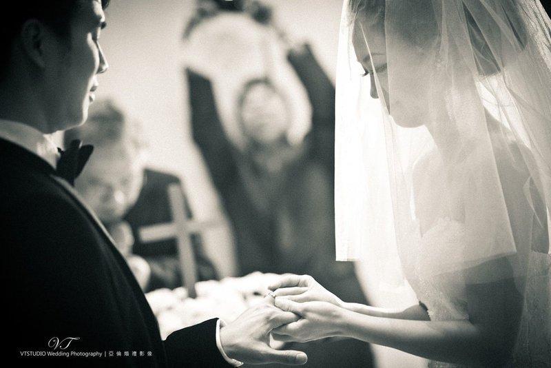 婚禮紀錄的開路先鋒