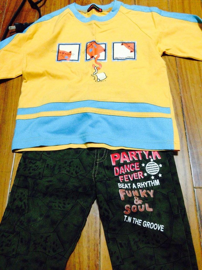 二手2-4岁男生秋冬季衣服