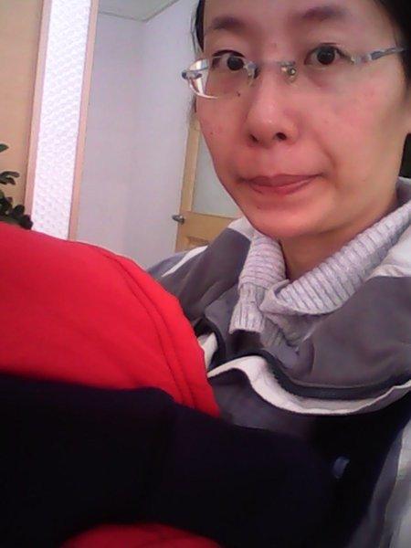 背著寶寶去看中醫