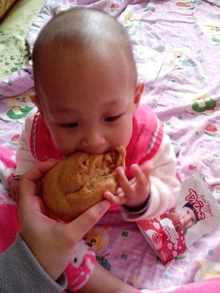 愛吃養生饅頭
