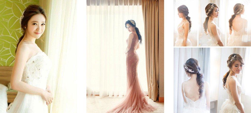 新娘韓風系造型