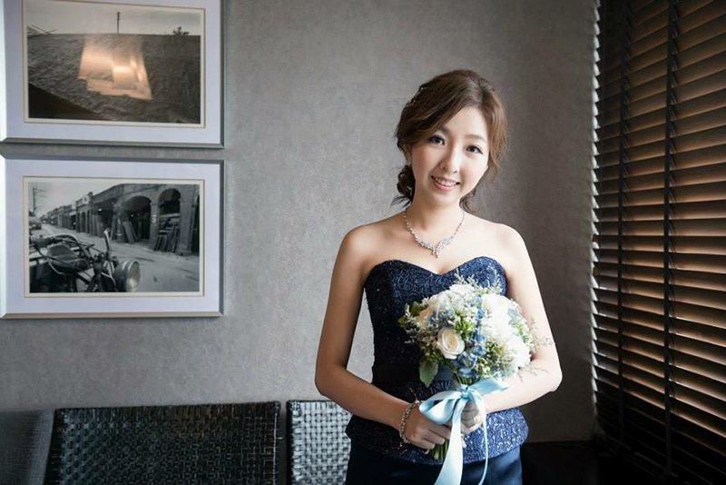 完美新娘背後的溫柔力量