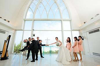 「海外婚禮」艾葵雅教堂